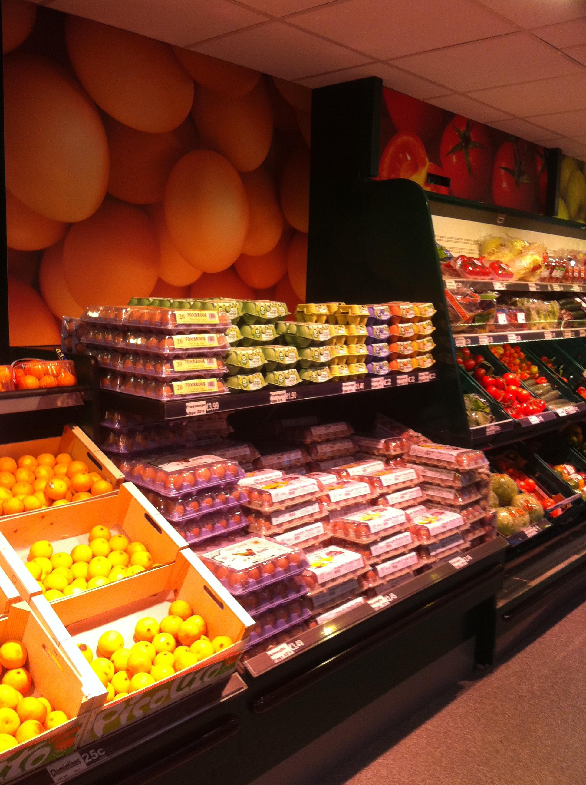 Fruit Amp Veg Mortimer Shop Fitting Amp Shop Fitters