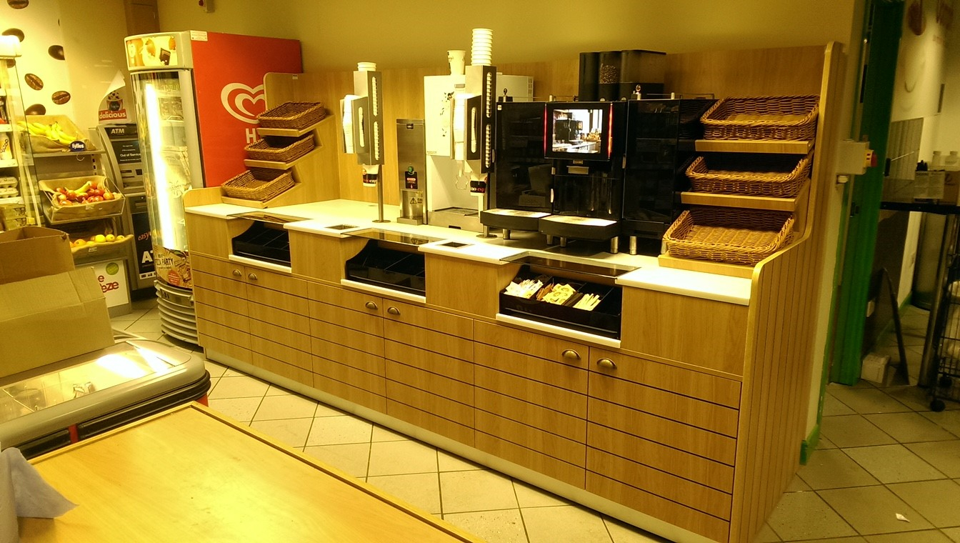 Coffee Docks Mortimer Shop Fitting Amp Shop Fitters