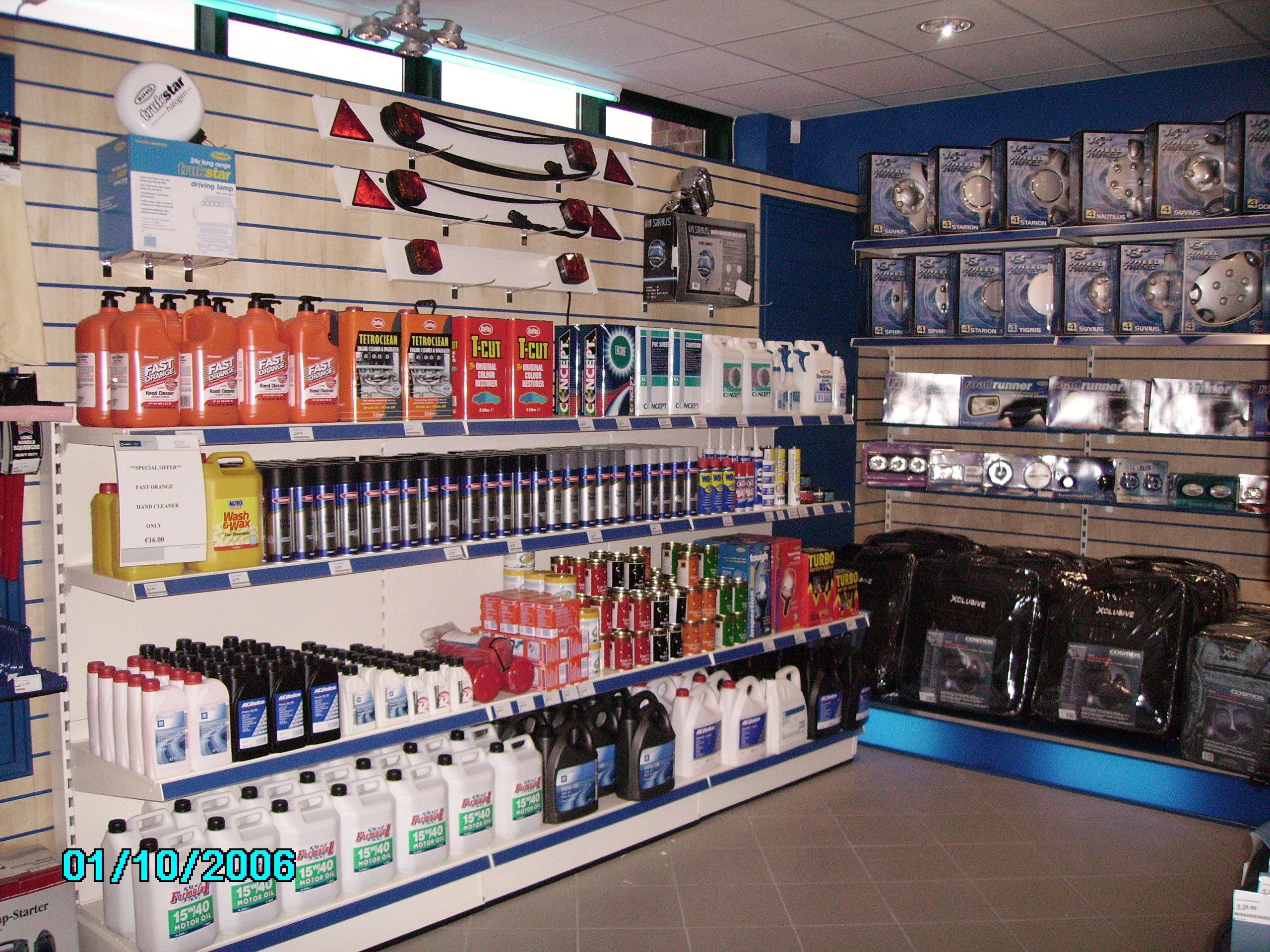 Motor Factors Mortimer Shop Fitting Amp Shop Fitters